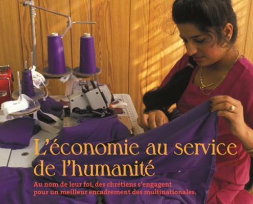 L'économie au service de l'humanité - JP